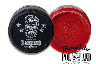 Bandido Wax Gris 150ml