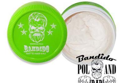 Bandido Wax Matte Vert 150ml