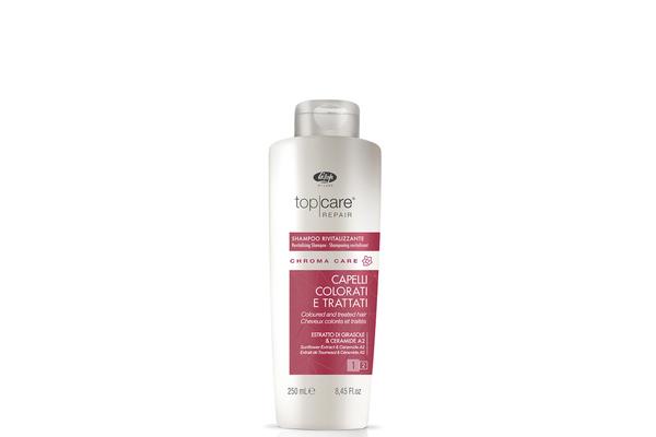 Shampooing Revitalisant Pour Les Cheveux Colorés Et Traités