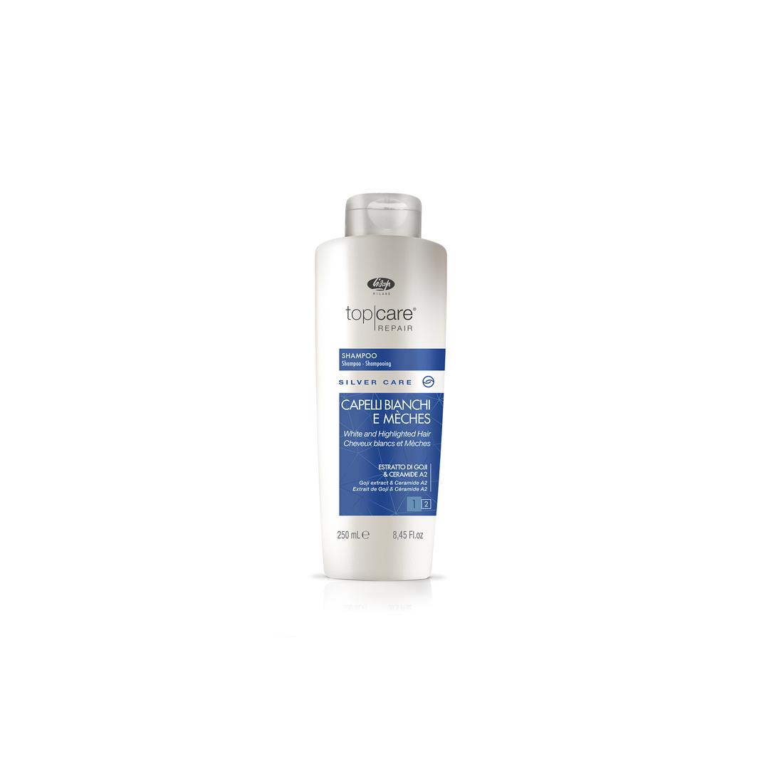 Shampooing Cheveux Blancs Et Mèches
