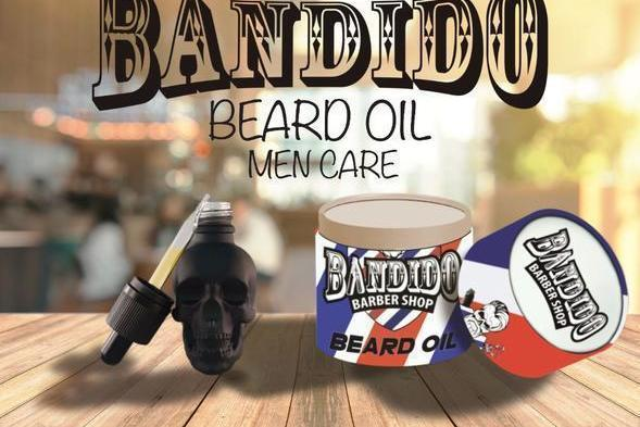 Bandido Beard oil